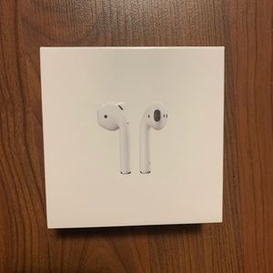 NEW in Box AirPods